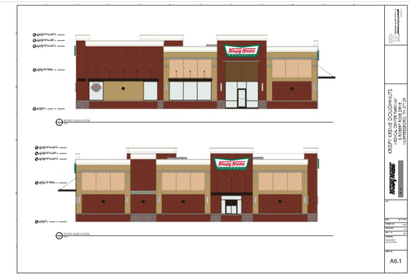 Krispy Kreme coming to Robert Rose Drive in Murfreesboro