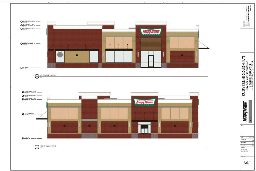 Krispy Kreme coming to Robert Rose Drive in Murfreesboro